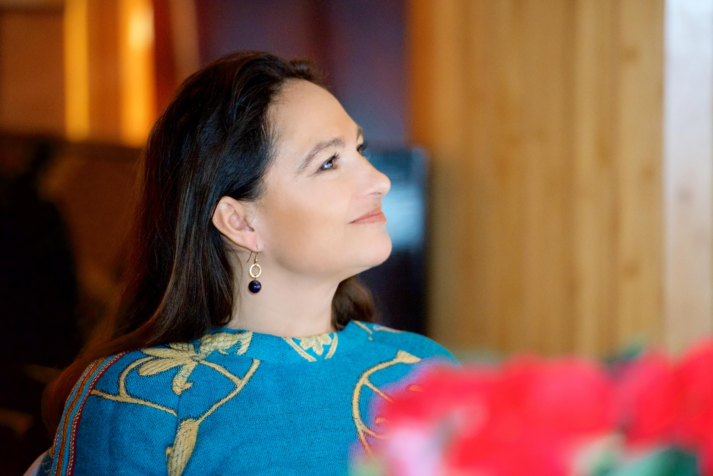Wywiad z  księżną Renatą Lubomirską