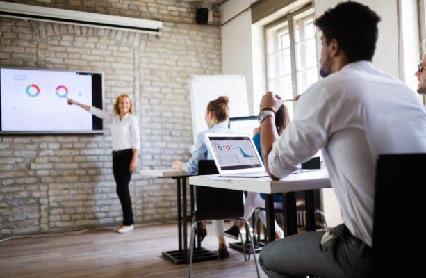 Rozwój pracownika to sukces firmy